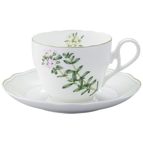 Чашка чайная с блюдцем 250мл