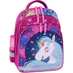 Рюкзак школьный Bagland Mouse 143 фиолетовый 504 (0051370)