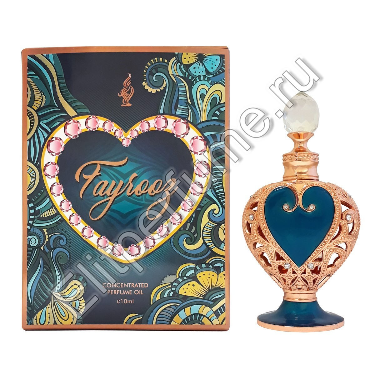 Fayrooz / Файруз 10 мл арабские масляные духи от Халис Khalis Perfumes