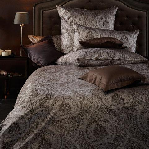 Постельное белье 2 спальное евро макси Curt Bauer Anastasia кварцевое