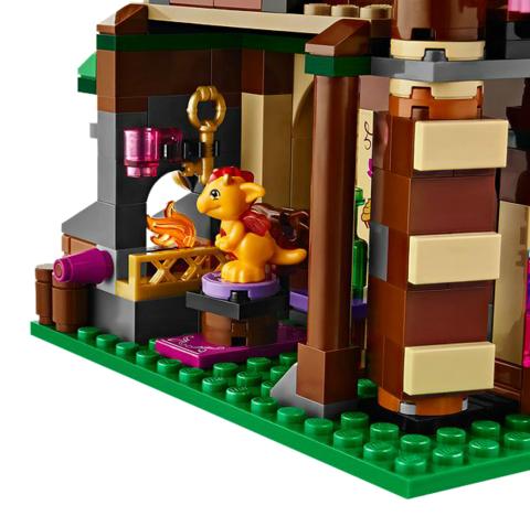 LEGO Elves: Отель Звёздный свет 41174