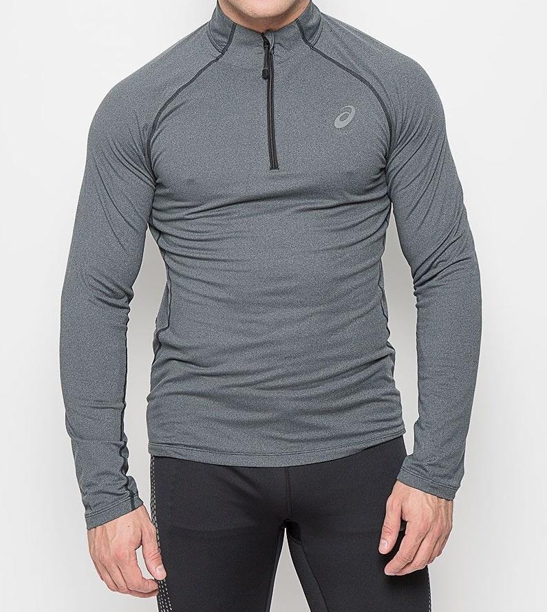 Мужская беговая рубашка Asics LS Jersey 132106 0934 фото