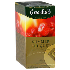 Чай травяной Greenfield Summer bouquet 25*2 г