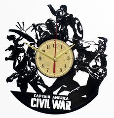 Первый мститель Противостояние Часы из Пластинки — Супергерои