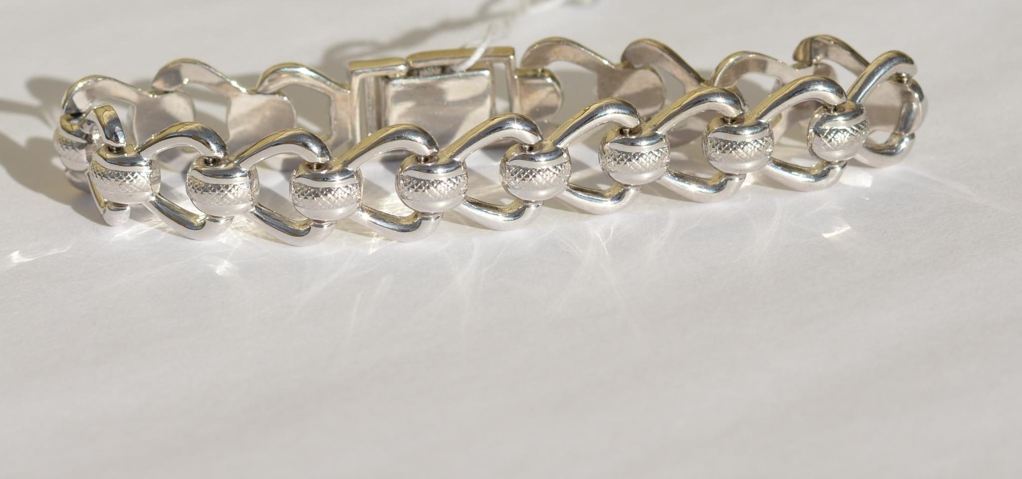 2520036 (серебряный браслет)