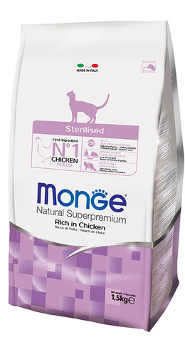 Monge CAT Sterilized