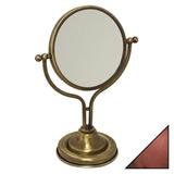 Косметическое зеркало Migliore Mirella ML.MRL-1300 RA медь