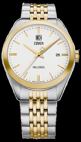 Купить Мужские наручные швейцарские часы Cover Co162.04 по доступной цене