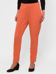 4000-2 брюки женские, коралловые