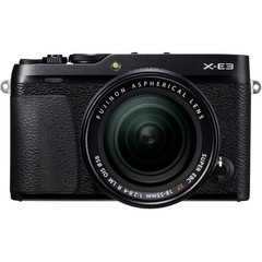 X-E3 Kit 18-55mm Black