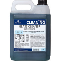 Профессиональная химия Pro-Brite GLASS CLEANER Concentrate5л(127-5,д/стекол