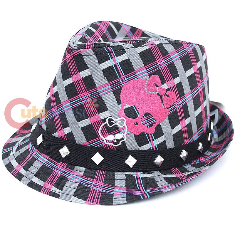 Модная шляпка Школа Монстров для стильных девочек