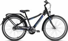 Двухколесный велосипед Puky Crusader 24-3 Alu light черный