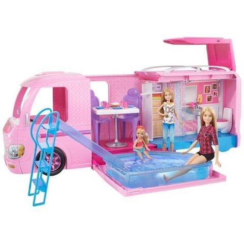 Барби Кемпер Мечты раскладной фургон