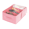 Кофр на 4 пары обуви, Minimalistic, Minimalistic Pink