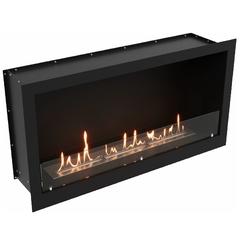 Встраиваемый биокамин Lux Fire Кабинет 1210 М