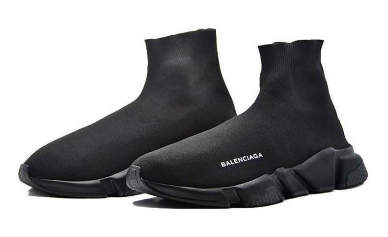 Balenciaga Speed Trainer (Triple Black) (009)