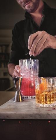 Square Whisky Set 4