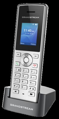 Grandstream WP810 - WiFi телефон. 2 SIP аккаунта, 2 линии, 1.8