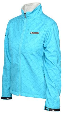Mormaii Lake Blue женская утепленная куртка бирюза