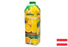 Сок апельсиновый Pfanner, 1л