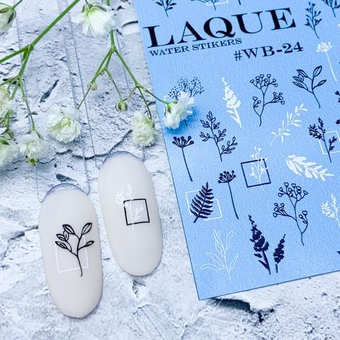 LAQUE Cлайдер дизайн #WB-24