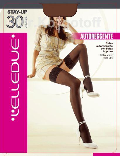 Чулки L'Elledue Stay-Up 30