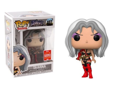 Фигурка Funko Pop! Animation: Heavy Metal - Taarna (Excl. to San Diego Comic Con)