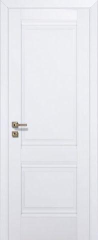 > Экошпон Profil Doors № 1 U, цвет аляска, глухая