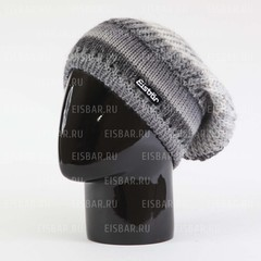 Шапка-бини вязаная Eisbar Misty 099