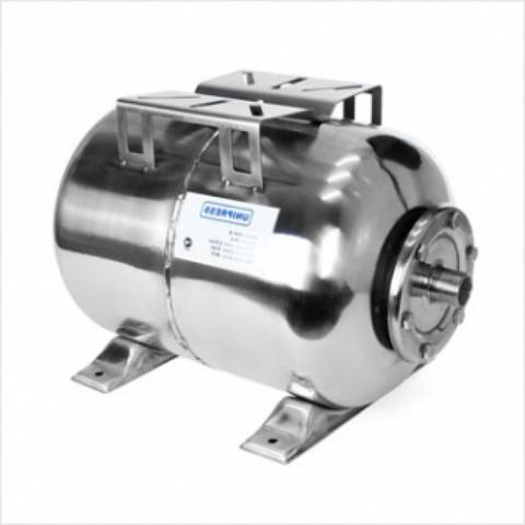 Гидроаккумулятор 50л, (гор.), нерж. сталь, мембрана EPDM, шт