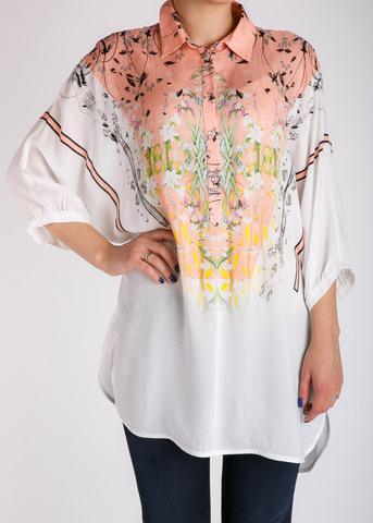 Рубашка-туника CAVALLI CLASS