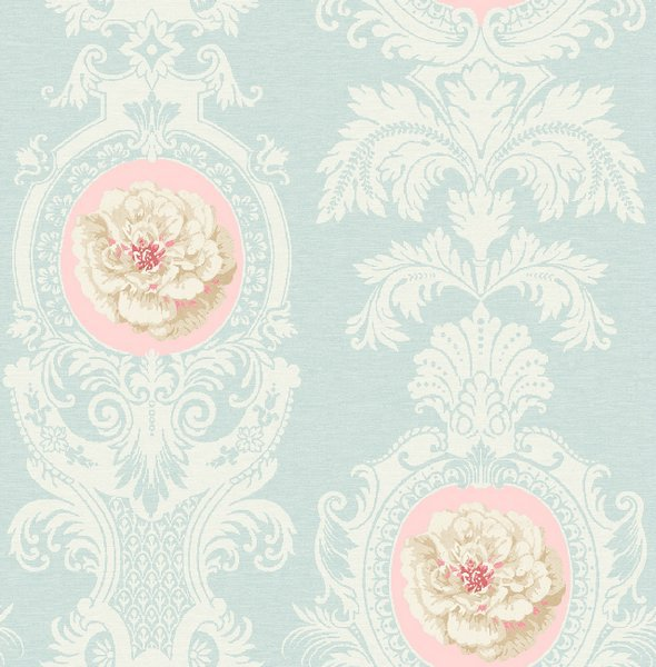 Обои KT Exclusive English Rose EN10602, интернет магазин Волео