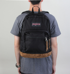 Рюкзак JanSport Right Pack Black (черный)