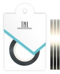 TNL, Нить на клеевой основе (серебро)
