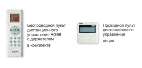 Сплит-система MDV MDSAF-09HRN1 /  MDOAF-09HN1