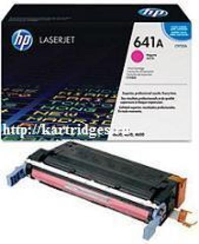 Картридж Hewlett-Packard (HP) C9723A №641A
