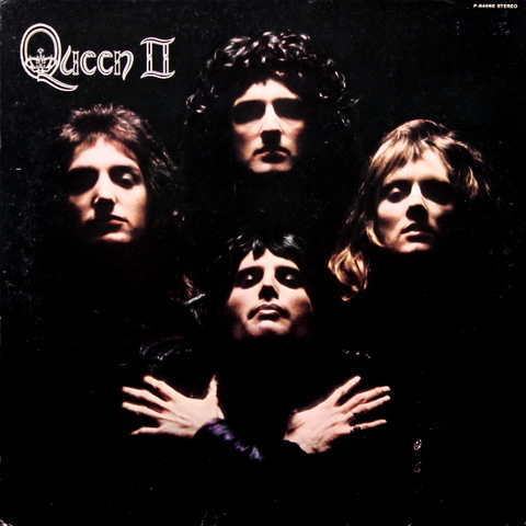 Queen / Queen II (LP)