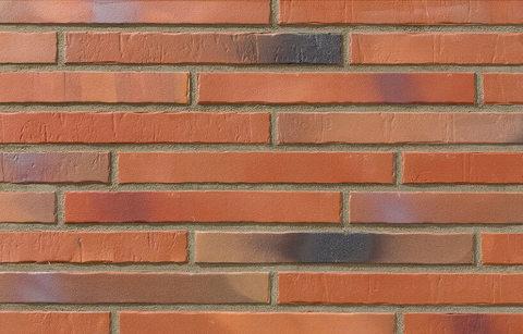 Stroeher - Glanzstueck №2, узкая, 440x52x14 - Клинкерная плитка для фасада и внутренней отделки