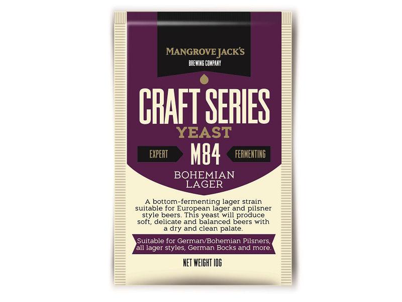 Дрожжи пивные Дрожжи Mangrove Jack's Craft Bohemian Lager Yeast M84, 10 гр 1041_P_1440705223560.jpg