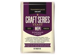 Дрожжи Mangrove Jack's Craft Bohemian Lager Yeast M84, 10 гр