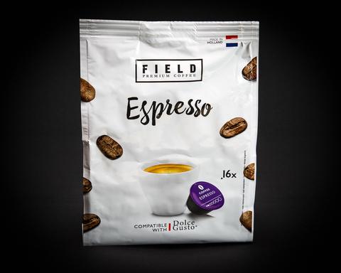 FIELD PREMIUM COFFEE Espresso. Интернет магазин чая
