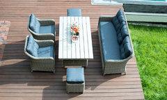 Комплект мебели из искусственного ротанга Сардиния