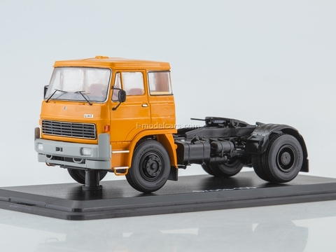 LIAZ 100.471 road tractor yellow 1:43 Start Scale Models (SSM)