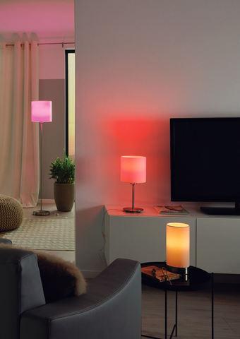 Лампа Eglo диммируемая RGB с пультом EGLO CONNECT  LM  LED E27 2700K-6500K 11585 2