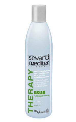 Шампунь от перхоти для жирной кожи головы Helen Seward Therapy