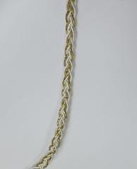 Тесьма декоративная 6-15 мм, 1 м.