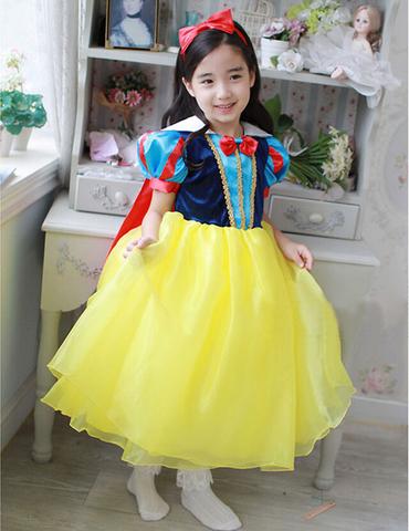 Белоснежка Платье для девочки