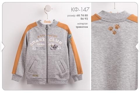 КФ147 Толстовка для мальчика