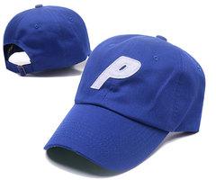 Кепка PALACE (Бейсболка Палас) синяя